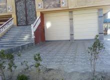 محل موقع مميز ناصية شارعين علي شارع الفتح