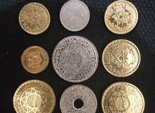 عملات قديمة مغربية نادرة