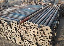 جيكات بناء للإيجار  5 متر و 4 متر توصيل كل المناطق