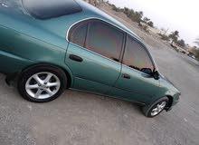 Gasoline Fuel/Power   Toyota Corolla 1997