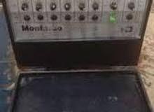 جهاز منتاربو ايطالي مع سماعات مع استاندات 600الف عراقي