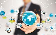 للقيام بكافة أعمال التسويق الالكتروني والحملات المدفوعة والمحتوي التسويقي وال SEO