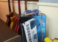 تعليم العزف بيع آلات موسيقية