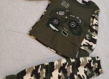ملابس اطفال قماصل +تراك
