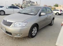 for sale Toyota Corolla 1.8 2005