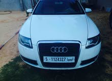 Audi A6 2007 For sale - White color