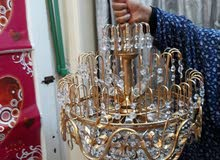 Giza - Used Lighting - Chandeliers - Table Lamps available for sale