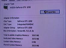 كيس مواصفات جيدة  كرت شاشة GTX 1050