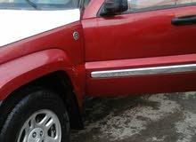 1 - 9,999 km mileage Jeep Liberty for sale