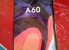 جهاز سامسنج A60 جديد مع جميع ملحقاته الاصليه.