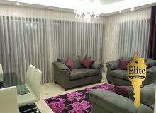 شقة مفروشه للبيع طابق اخير في الاردن - عمان - الدوار السابع مساحة 170 متر