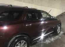 For sale 2012 Maroon Durango