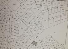 ارض مساحتها 738متر  مفروزة بقوشان  منفصل