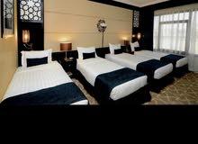 فرصة ذهبية فندق فاخر 4 نجوم بجانب الحرم النبوي