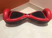 سكوتر D3 بلوتوث سمعات من شركة نيو بورن اللون احمر