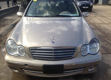Automatic Beige Mercedes Benz 2005 for sale