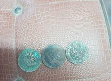 عملات عمانيه قديمه جدا ل فيصل بن تركي بن سلطان