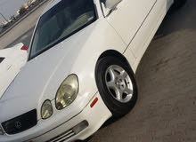 For sale 2001 White GS