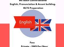 British Teachers (Learn English, IELTS & IGCSE)