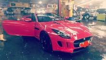 For sale Jaguar F-Type car in Amman