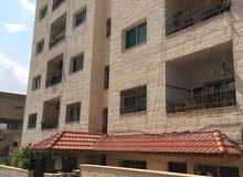 Ein Al-Basha neighborhood Salt city - 135 sqm apartment for rent
