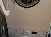Ariston washing m. and Frigidaire dryer