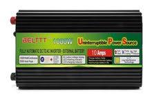 *مولدات كهرباء انفيرتر ماركة(BELTTT)الاصلي يعمل بدون صوت بدون نافطة بدون بنزين*