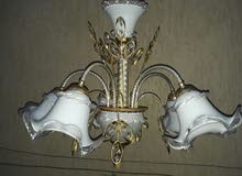 Directly from the owner Used Lighting - Chandeliers - Table Lamps