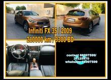 infiniti FX 35 2009 for sale