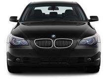 Automatic BMW 2010 for rent