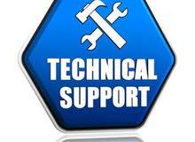 دعم فني وصيانه اجهزة شركتك او منزلك IT Support