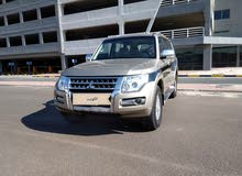 For sale 2015 Silver Pajero