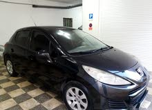 Peugeot 207 car is available for sale, the car is in Used condition