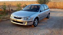 Gasoline Fuel/Power   Mazda 323 2000