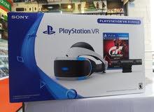 New Bundle playstation VR +camara +1 Game