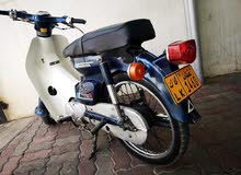 Buy a Honda motorbike made in 2012