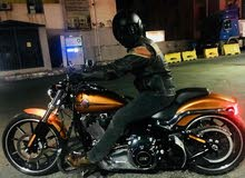 For sale Used Harley Davidson motorbike