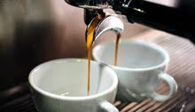 أسطى ماكينة قهوة