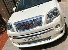 GMC أكاديا دانيلي مواصفات خليجية  /موديل 2012 VIP Edition