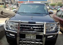 Mitsubishi Pajero for rent