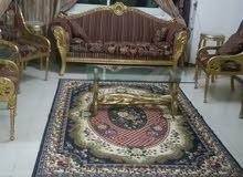 شقة مفروشة للايجار باول الهرم مدكور مكيفة ج الاجهزة  ب 5500 ج غرفتين وريسبشن  لل