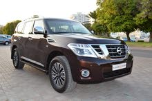 2016 New Patrol with Automatic transmission is available for sale