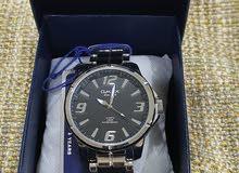 ساعة يد رجالي فاخرة ماركة - ماركة  أوماكس - OMAX تقليد الأصلية جديدة
