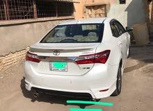 Toyota Corolla car for sale 2015 in Basra city