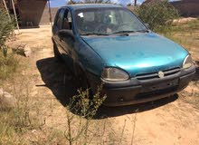 Manual Opel 2002 for sale - Used - Al-Khums city