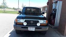 تويوتا لاندكروزر 1997 ليلى علوي ليمتيد محرك 24 4WD دفع رباعي