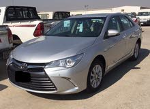 Gasoline Fuel/Power car for rent - Toyota Camry 2016