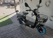 سكوتر كهربائي   Electric scoote
