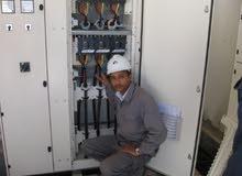 ابحث عن وظيفه خارج اليمن تمديدات كهرباييه وكيمرات المراقبه انذار الحريق وشبكات و