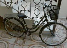 دراجة بحالة الجديد ولم يتم استعمالها